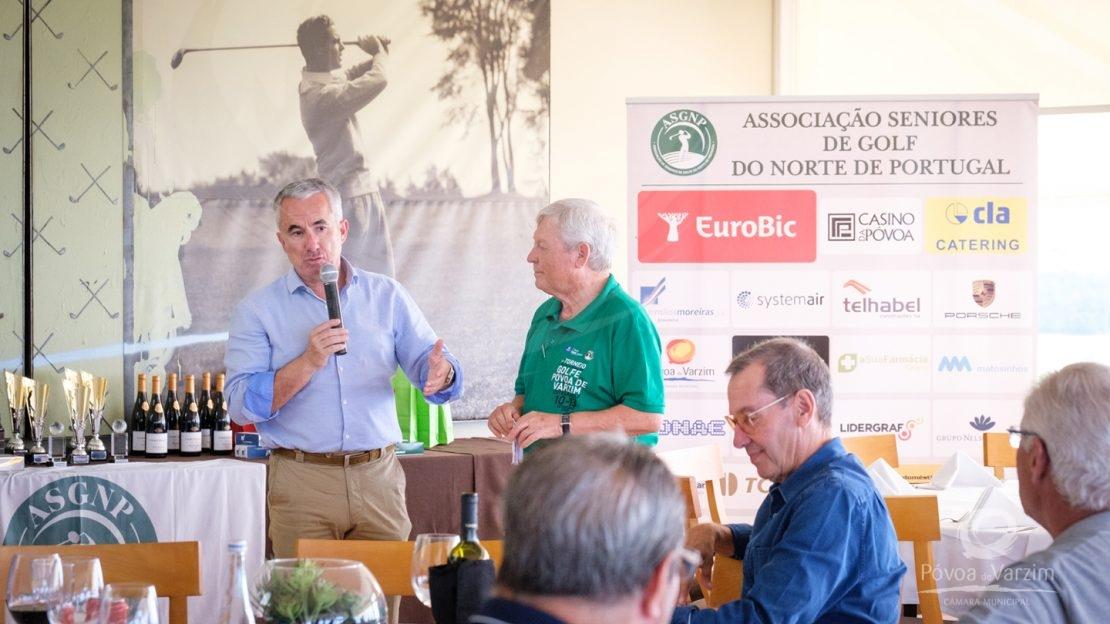 Encerramento 1º Torneio Internacional de Golf da Póvoa de Varzim 2