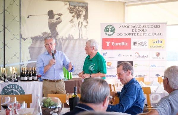 Encerramento 1º Torneio Internacional de Golfe da Póvoa de Varzim
