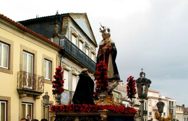 Festa em honra de Nossa Senhora do Rosário