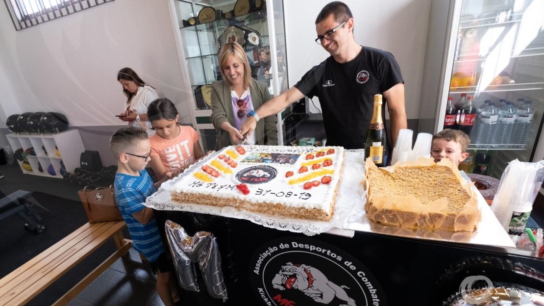 Inauguração Associação de Desportos de Combate MGTeam 13