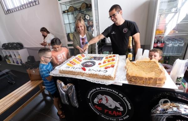 Inauguração Associação de Desportos de Combate MGTeam