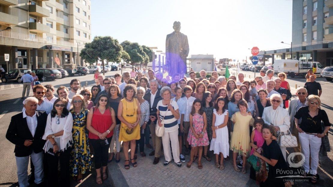 Inauguração do Monumento de Homenagem a António dos Santos Graça 19
