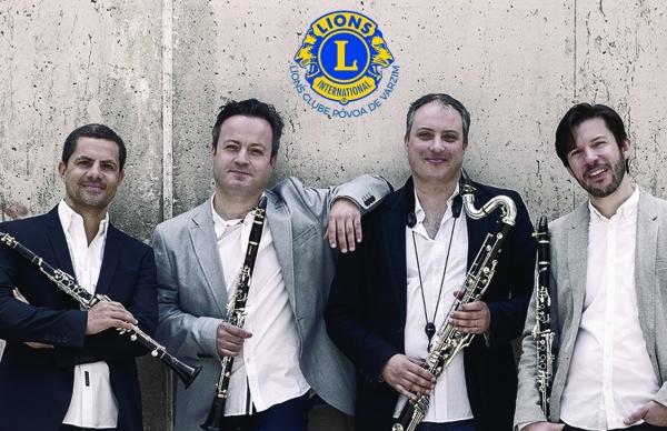 Lions Clube da Póvoa de Varzim promove concerto solidário