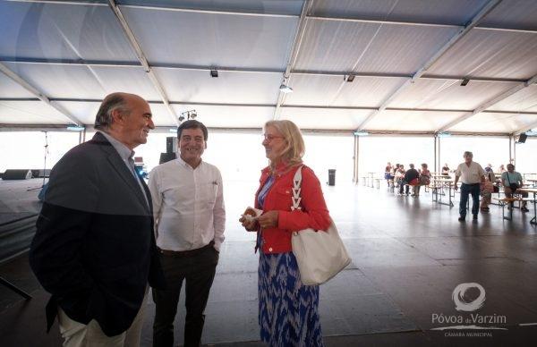 Perto de duas mil pessoas de Peso da Régua visitaram a Póvoa