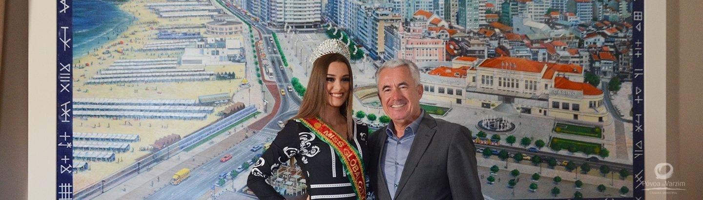Presidente recebeu Telma Madeira na Câmara 3