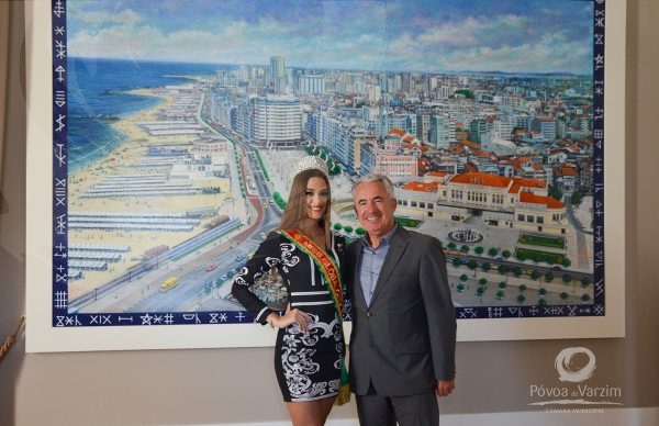 Telma Madeira vai representar Portugal e a Póvoa no Miss Global City 2019