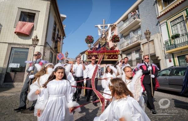 Festa de Nossa Senhora das Dores trouxe muitos fiéis à Póvoa