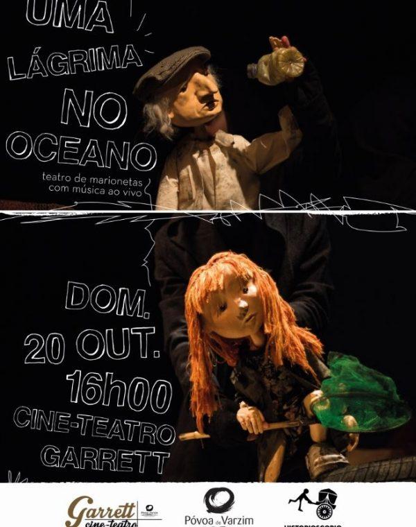 Teatrices Teatro de marionetas com música ao vivo