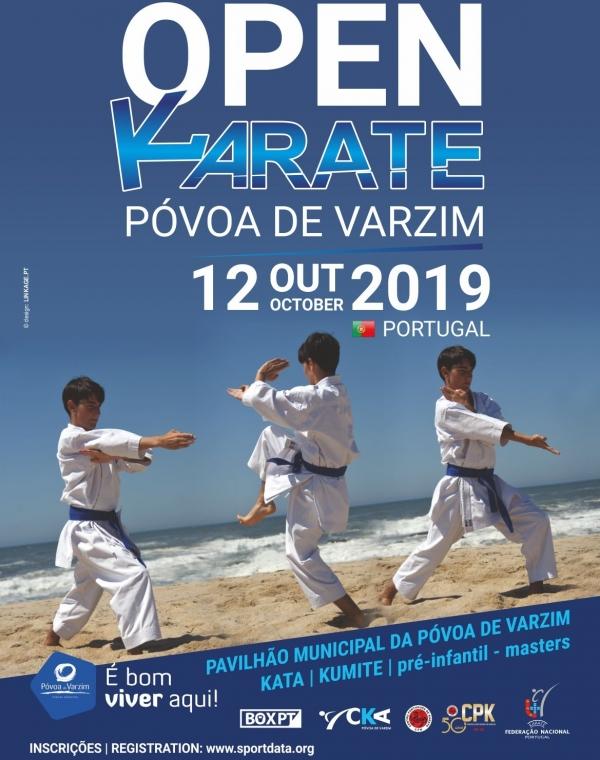 V Open Internacional de Karaté da Póvoa de Varzim