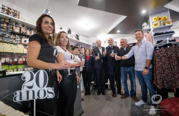 Andimar Boutique comemora 20º aniversário