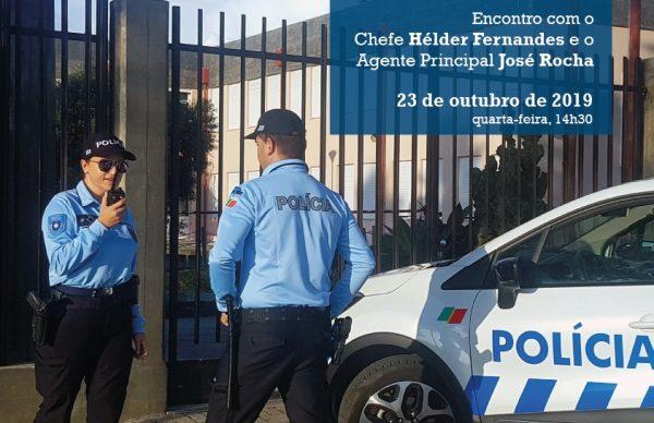 Polícia de Segurança Pública é a próxima profissão de Artes & Ofícios