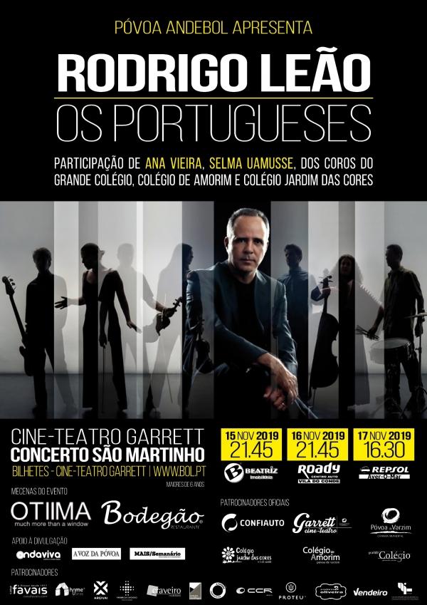 Concerto São Martinho - Póvoa Andebol Clube