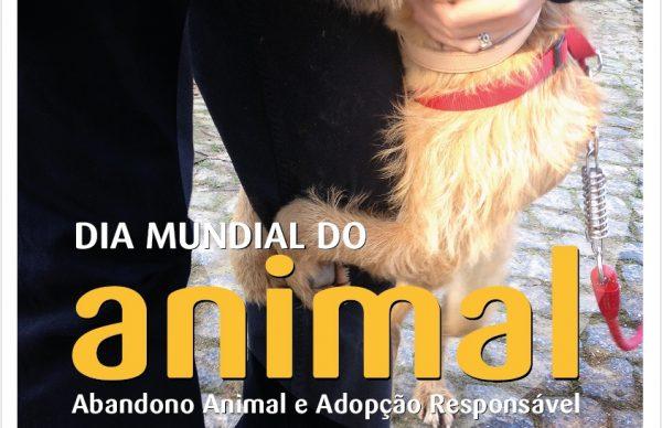 Biblioteca assinala Dia Mundial do Animal