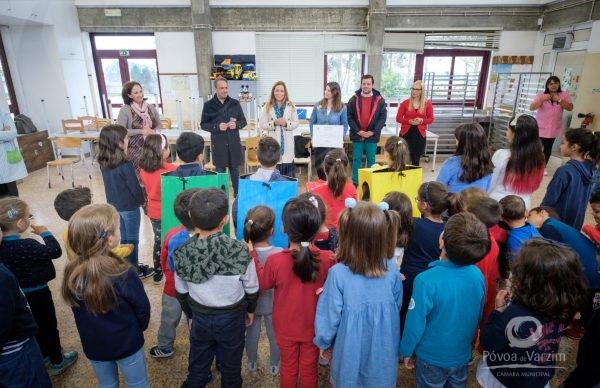 Lipor certificou instituições educativas poveiras com Coração Verde