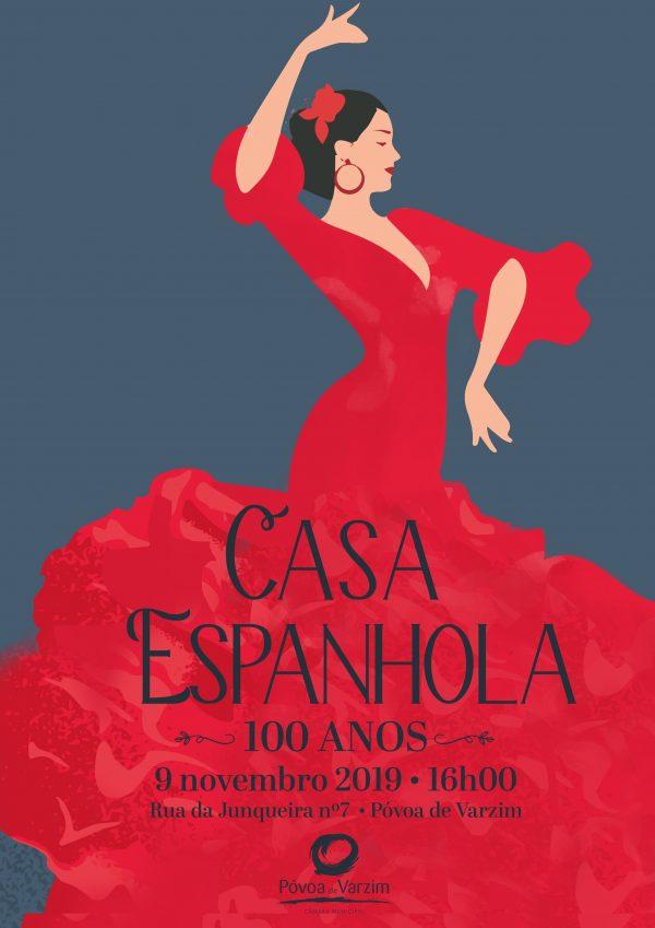 """Exposição """"Uma Loja com História  - Centenário da Casa Espanhola"""""""