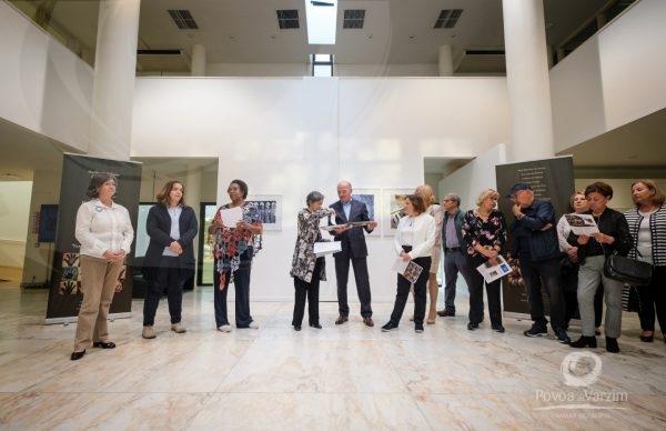 """Inauguração da exposição coletiva de fotografia """"…de Par em Par"""""""