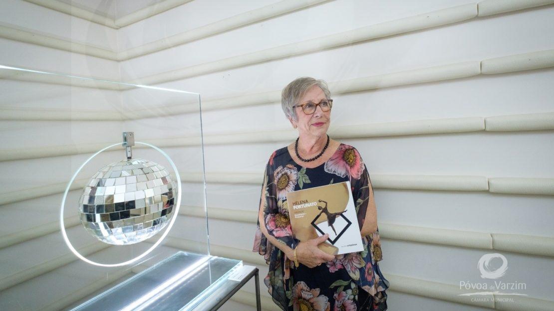 """Inauguração da exposição """"Esculturas e Procuras"""""""
