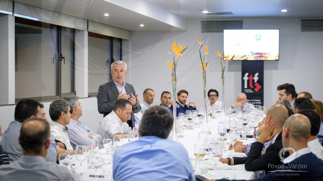 Jantar com empresários do concelho 8