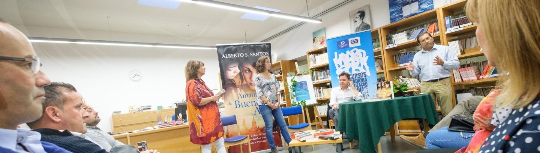 Lançamento do livro Amantes de Buenos Aires 3