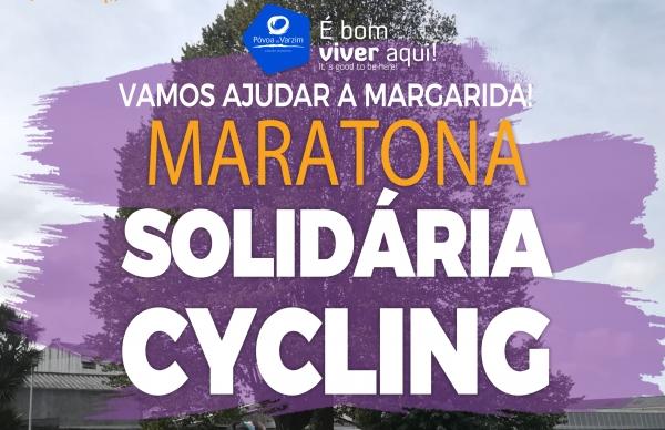 Vamos pedalar pela Margarida: Presidente da Câmara Municipal apela à participação na Maratona Solidária de Cycling