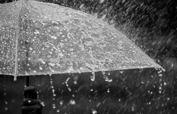 Precipitação forte hoje e amanhã