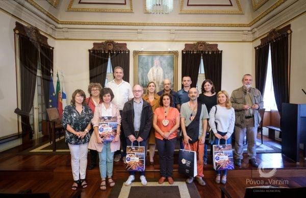 Professores estrangeiros visitaram a Câmara Municipal