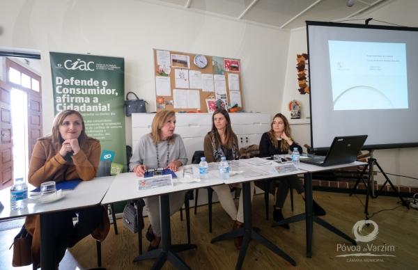CIAC promoveu sessões informativas no COA