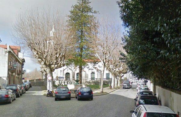 Trabalhos na Rua Sr. do Monte e Rua Prof. Leopoldino Loureiro: condicionalismos de trânsito