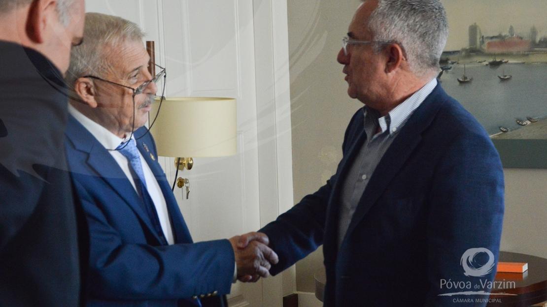 Visita do Governador do Rotary Club de Portugal aos Paços do Concelho 9