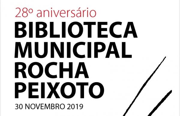 Biblioteca Municipal comemora 28 anos