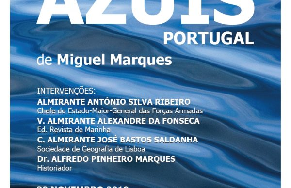 <em>Lugares Azuis - Portugal</em> de Miguel Marques será apresentado no Diana-Bar