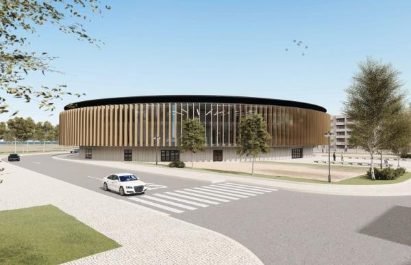 Arena da Póvoa de Varzim: aprovada abertura de concurso