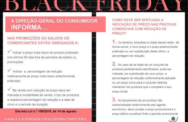 Black Friday: Conselhos para o consumidor