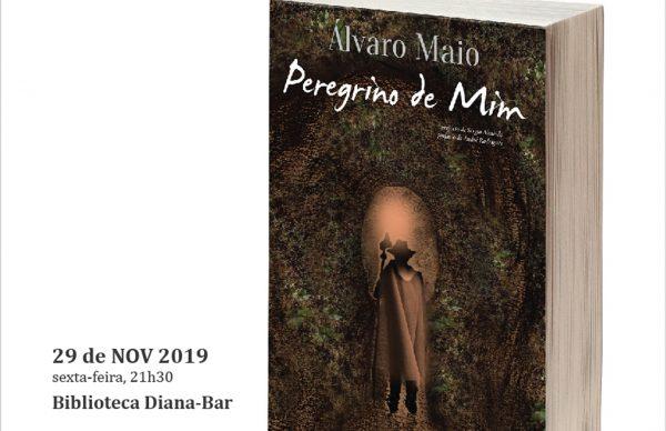 Álvaro Maio lança <em>Peregrino de Mim</em>
