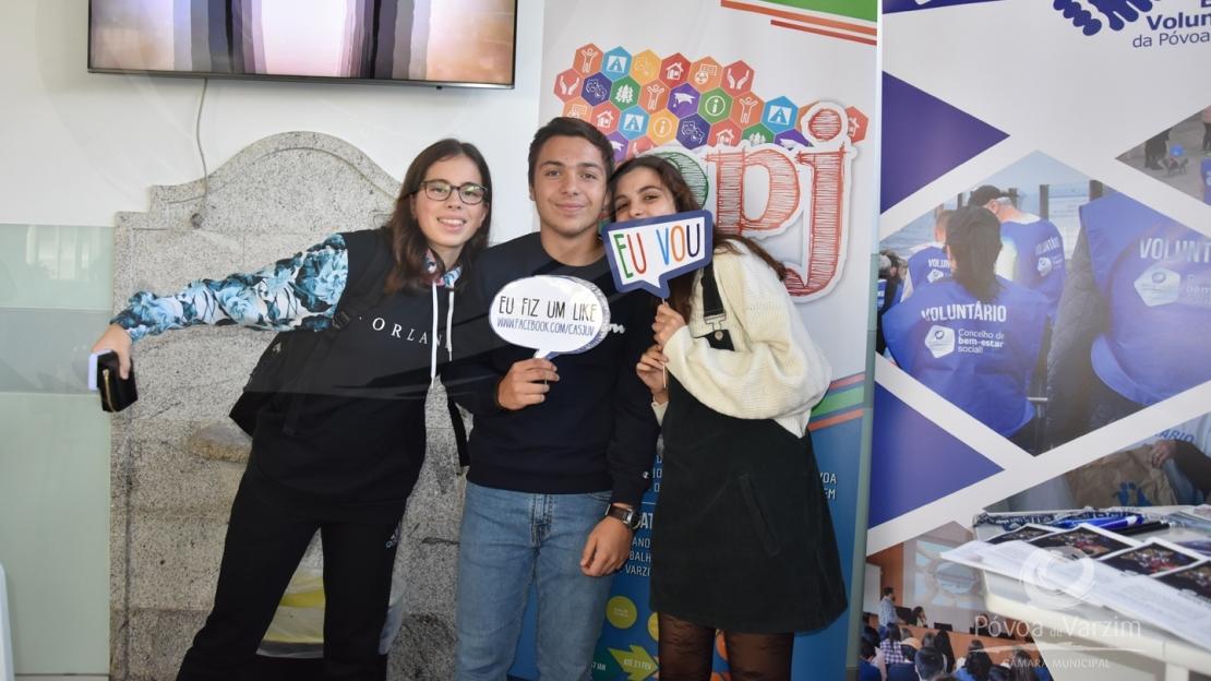 Casa da Juventude visita Escolas do concelho 2