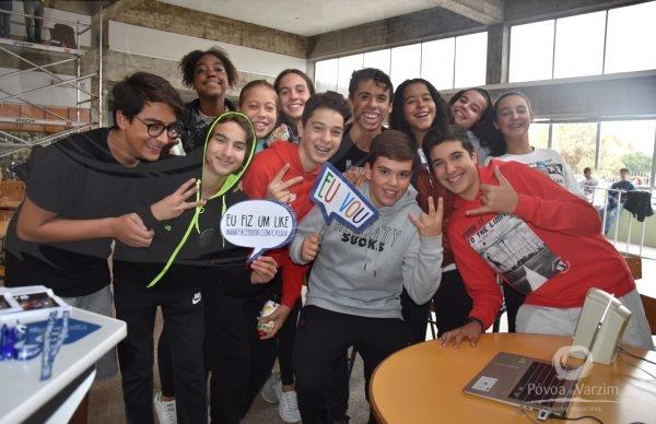 Casa da Juventude visita escolas do concelho