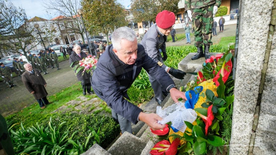 Cerimónia Comemorativa do 101º Aniversário do Armistício 4