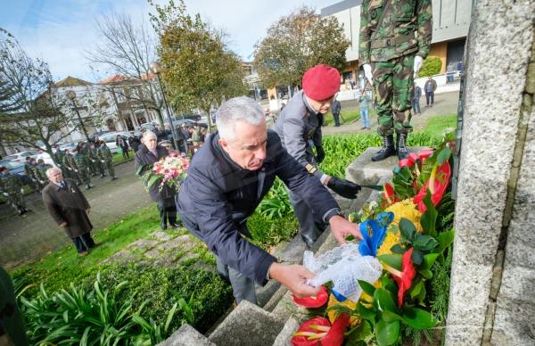 Cerimónia Comemorativa do 101º Aniversário do Armistício