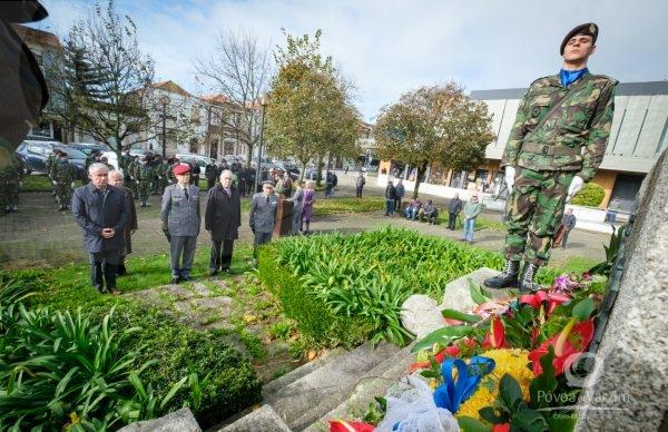 101º Aniversário do Armistício assinalado, esta manhã, na Póvoa