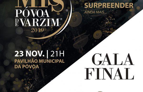 Miss Póvoa 2019 será coroada no sábado, 23