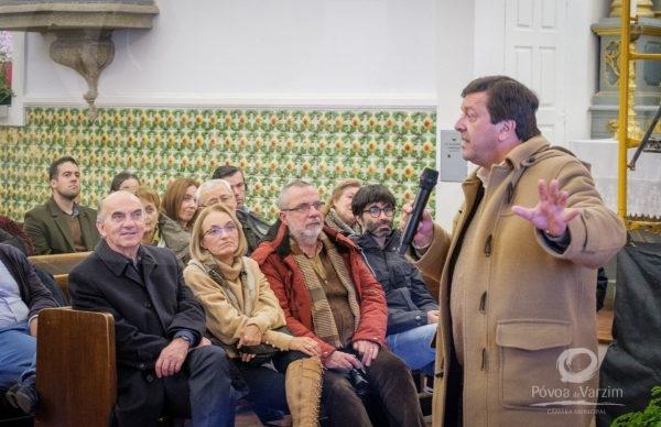 """250 anos da Igreja da Lapa: Ciclo de conferências arrancou com """"Arte e Igreja"""""""