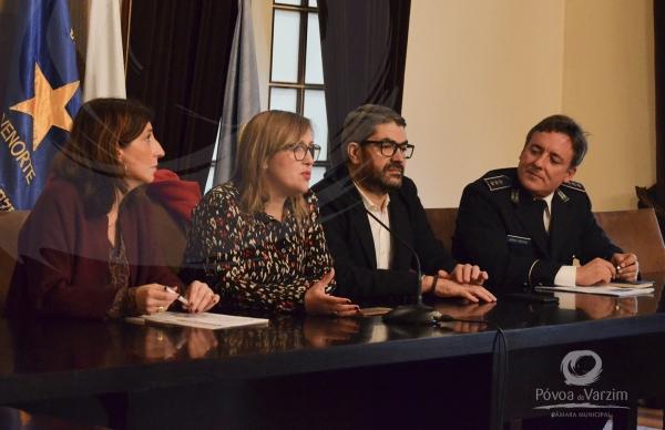 Município assinalou Dia Internacional para a Eliminação da Violência Contra as Mulheres com debate e apresentação da Equipa para a Igualdade na Vida Local