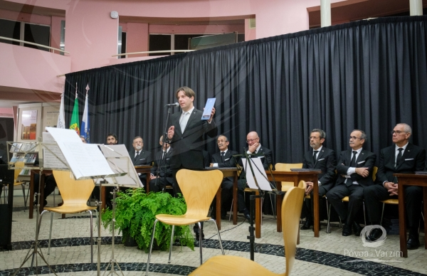 Lançamento do CD/livro do Coro Capela Marta