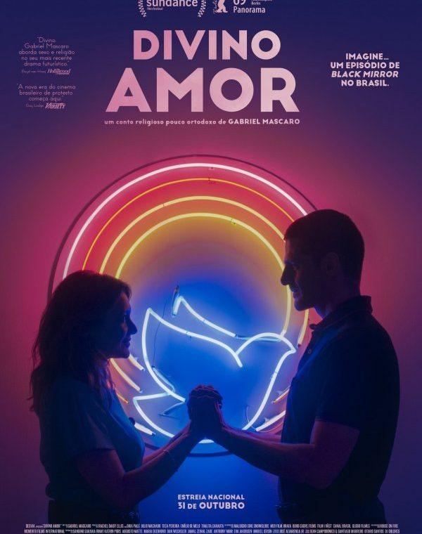 "Filme ""Amor Divino"""