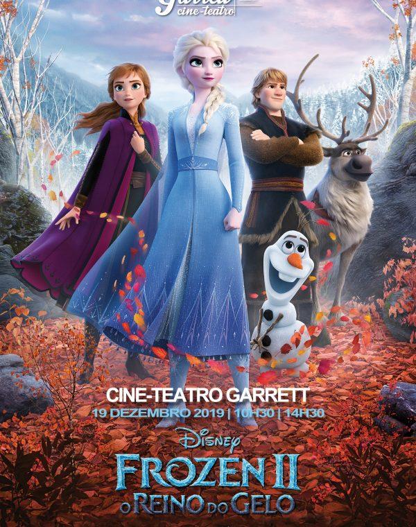 """Filme """"Frozen II"""""""