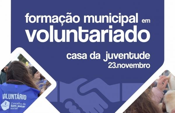 BCVPV promove formação municipal em voluntariado