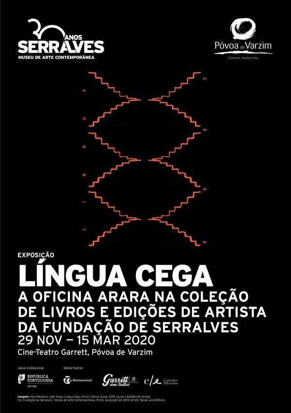 "Oficina Infantil -""Língua Cega"""