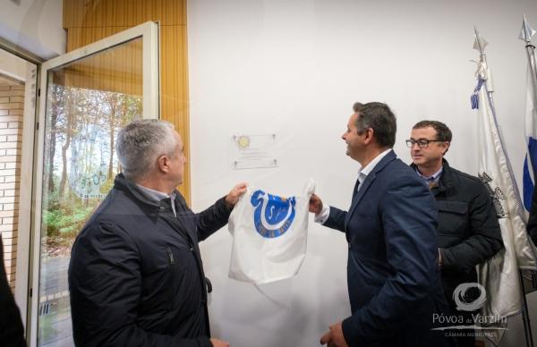 Inauguração da sede da Associação de Pais e Amigos das Escolas do 1º Ciclo de São Pedro de Rates