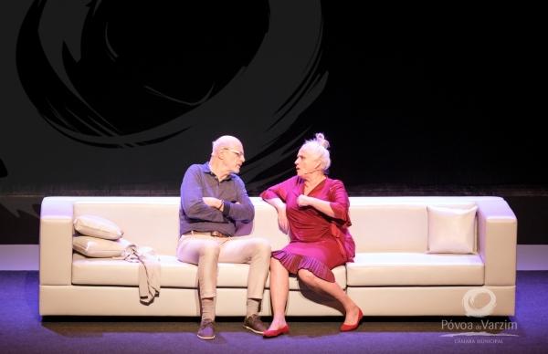 """""""Intimidade Indecente"""" animou a plateia do Cine-Teatro Garrett"""