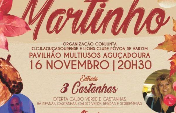 Lions Clube da Póvoa de Varzim comemora S. Martinho